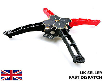 HMF Totem Q380 Quadcopter Frame Kit 380mm PCB Version FPV RC Multirotor Racing