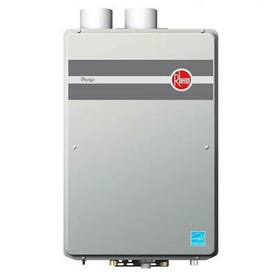 Rheem RTGH-84DVLN-2 157,000-BTU Indoor Low NOx Natural Gas Tankless Water Heater