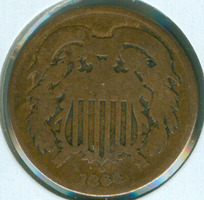 1864 Two Cent (1721524)