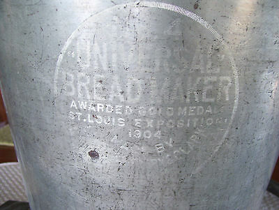 Antique Universal Bread Maker, Landry's, Frary & Clark, 1904