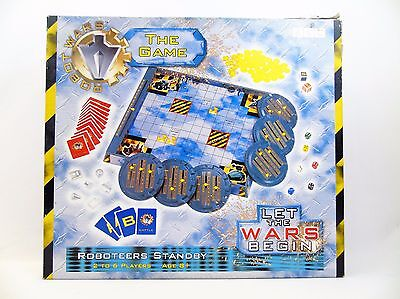 1996 BBC Robot Wars Board Game Spare Parts / Pieces CHOOSE FROM LIST