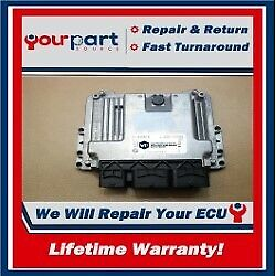 Replace Engine Computer Ecu Ecm Dme — VACA