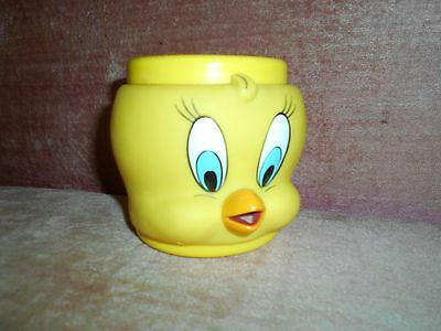 Tweety Bird Looney Tunes Mug / Cup Plastic