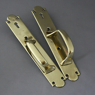 WT&S Thumb Latch Pull Handles