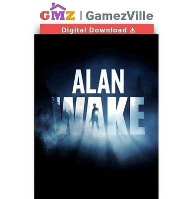 Alan Wake - Full Game Download Code (Xbox 360) [EU/US/MULTI]