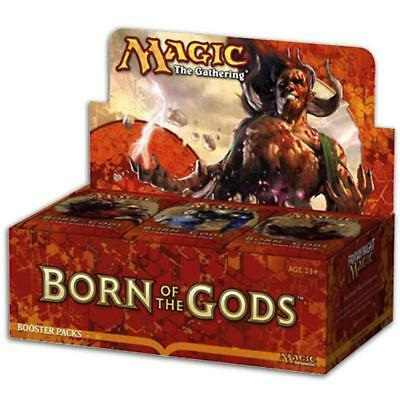 Magic the Gathering MTG Born of the Gods Booster Box Display - 36 Booster Packs