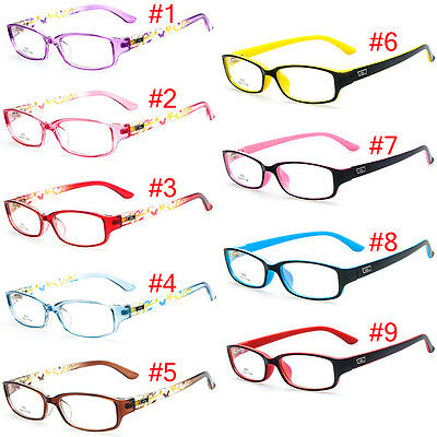 Glasses Children Baby Kids Girl Fashion Multi-Color Boy Myopia Eyeglass Frame