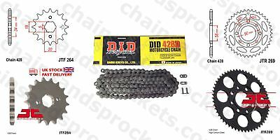 DID Chain Sprocket Kit 15/39t 428/126 fit Kymco 125 Pulsar 01-05