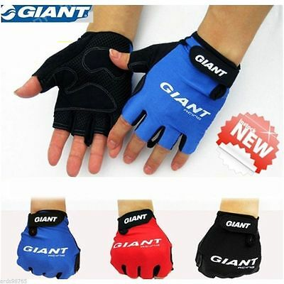 Cycling new Half Finger Gloves giant MTB Bike Summer Off Road Motocross mitts