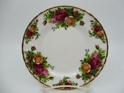 "Royal Albert Old Country Roses Bread & Butter Plate - 6 1/4"" 1104G"
