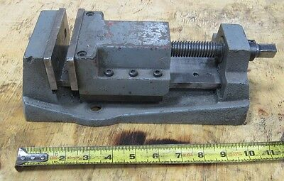 Milling Machine Drill Press Vise For Bridgeport Or Clausing Machinist Shaper