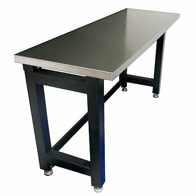 GARAGE WORKBENCH Seville Shed Workshop Stainless Steel Commercial Quality Table