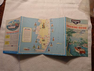 1961 January + STANDARD OIL Southern Cruising Guide +