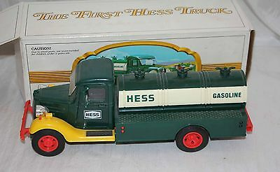 The First Hess Truck w/ box
