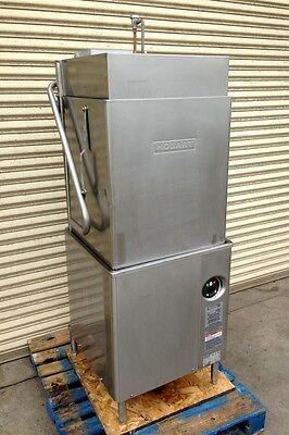 Hobart Am Commercial Dishwasher, Tall Opening Warewasher, With Hot Water Booster