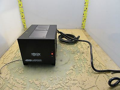 Tripp-Lite Trippe IS1000 isolation transformer 120VAC 8.4A 1kW (2*W-12)