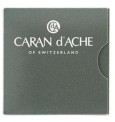 Caran D'Ache Ink Cartridge Black