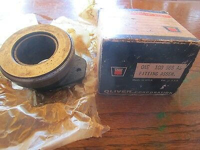 Oliver tractor Super55,550  BRAND NEW clutch release bearing and sleeve NOS