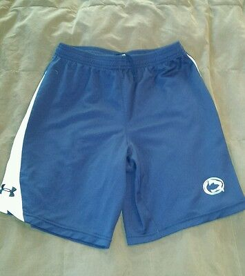 UNDER ARMOUR PENN STATE ATHLETIC SHORTS Youth  X-LARGE