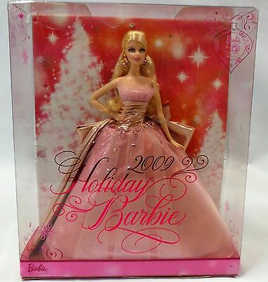 Barbie - 50th Anniversary Holiday Barbie - 2009 - New Open Box