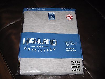 Mens size Medium Highland Outfitters Thermal top