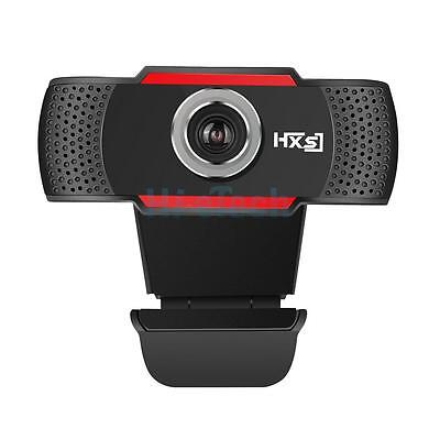 S30 High Definition 720P 1.0MP Webcam with MIC for PC Laptop Computer Desktop US