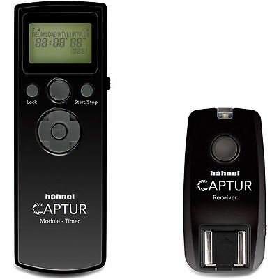 Hahnel Captur Timer Kit Wireless Remote and Receiver for Nikon