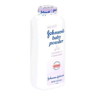 Johnson's Baby Powder Calming Lavender & Chamomile 15 OZ