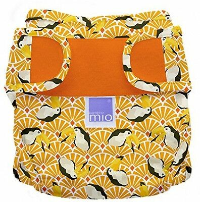 Bambino Mio Miosoft Reusable Nappy Cover - Touco, Size 1