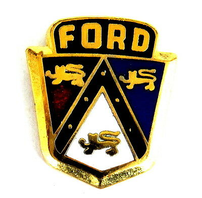 AUTO Pin / Pins - FORD LOGO [2074C]