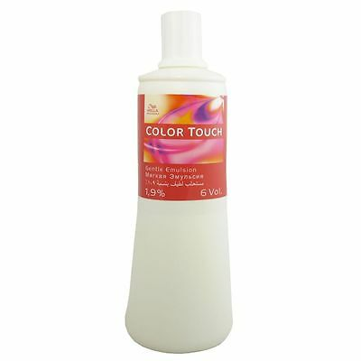 Wella Color Touch Emulsion 1,9% 1000 ml Entwickler