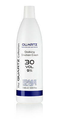 QUARTZ PEROXIDE OXYDANT CREME 9% 30 VOLUME 1 LITRE 1000ml AMAZING QUALITY