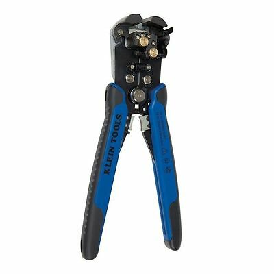 Self Adjusting Cable Wire Romex Stripper Cutter Plier Electrical Klein Tools New