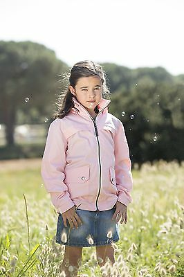 Horseware KIDS  ALL WEATHER JACKET Childs Waterproof  Blue Pink Khaki 3-12 Years