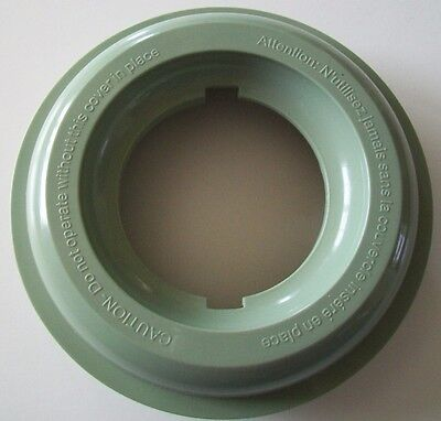 Magic Bullet Baby Food System Replacement Part Lid Batch Bowl Green