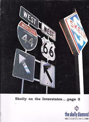 1968 The Skelly Diamond Employee Magazine May June Skelly Oil Co