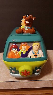 Scooby Doo Mystery Machinne Cookie Jar