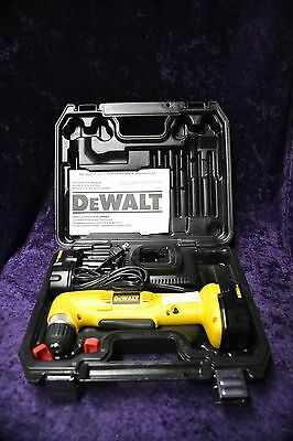DeWalt DW966 Cordless Right Angle Drill in Case