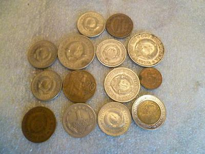 Russia Coin Lot 14 Coins Total #1