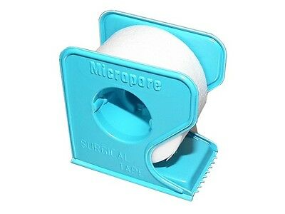 "MICROPORE Paper Surgical Tape 1"" X 10 yd ON A DISPENSER"