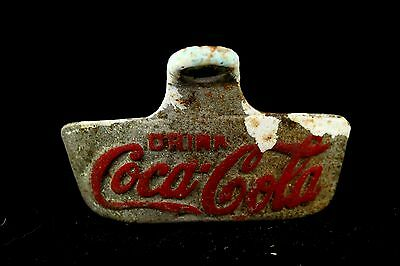 BROWN CO STARR X Coca-Cola Wall Mount Bottle Opener #29