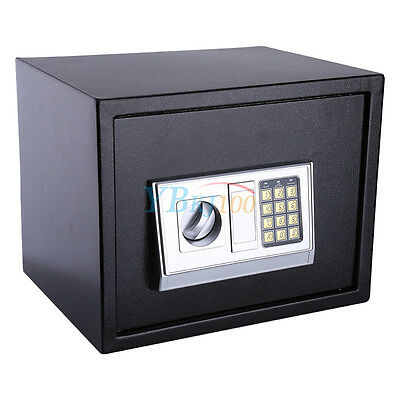 High Security Safe Large Extra Large Medium Digital Key Lock Home Box 20 L