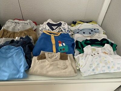 job lot boys 0-3 months baby Boy bundle next/gap/m&s/mothercare Mixed Items