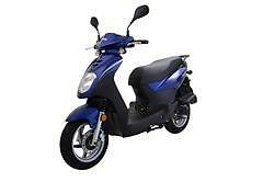 SYM SYMPLY 50cc SCOOTER WITH 3 YEARS WTY