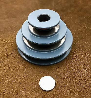 3 Step Pulley for A belts 3/4 shaft
