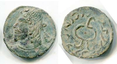 (7431)Chach, Unknown Ruler, 3-5 Ct AD
