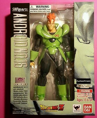 Android 16 S.H.Figuarts Dragon Ball Z Bandai