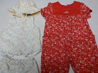 Baby Girl Outfits Lot 6-12 months Gymboree Old Navy Spring Summer EUC