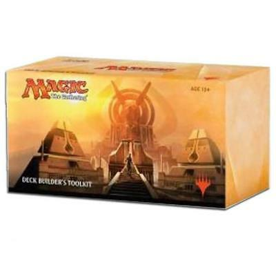 Magic The Gathering MTG Amonkhet Deckbuilder's Toolkit - 4 Booster Packs