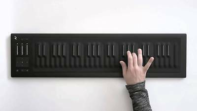 Roli Seaboard RISE-49 - 49-Note Keyboard MIDI Controller with 5D Touch